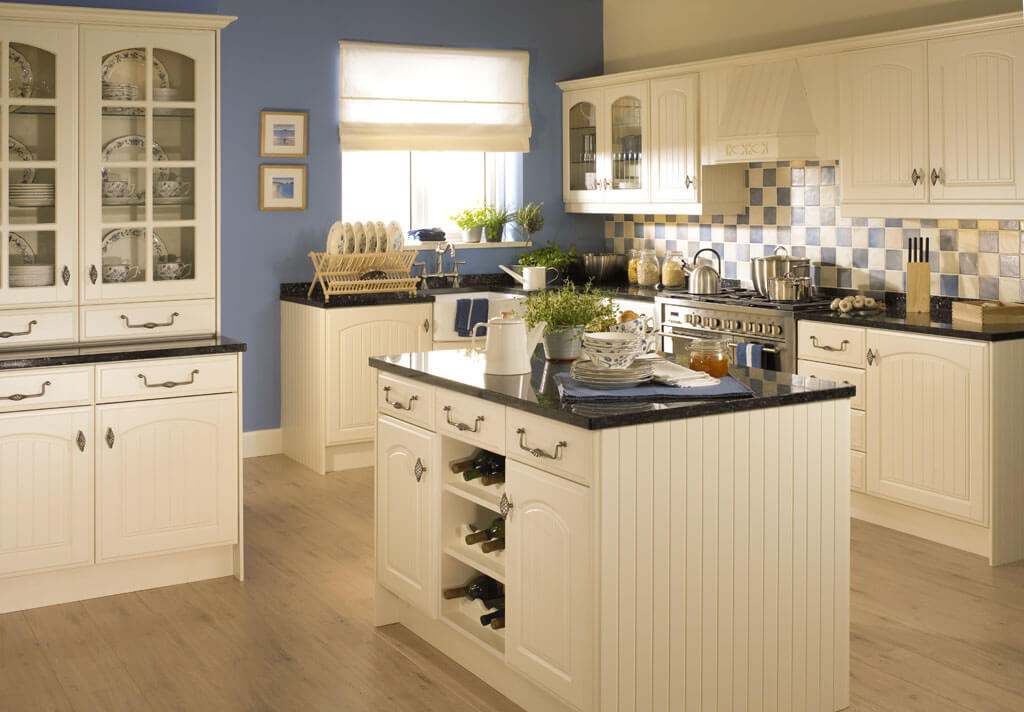 Cream Kitchen Ideas Uk sherwood pale cream - kitchen installation team