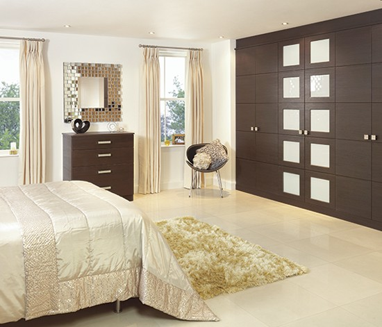 Rialto rift oak bedroom.